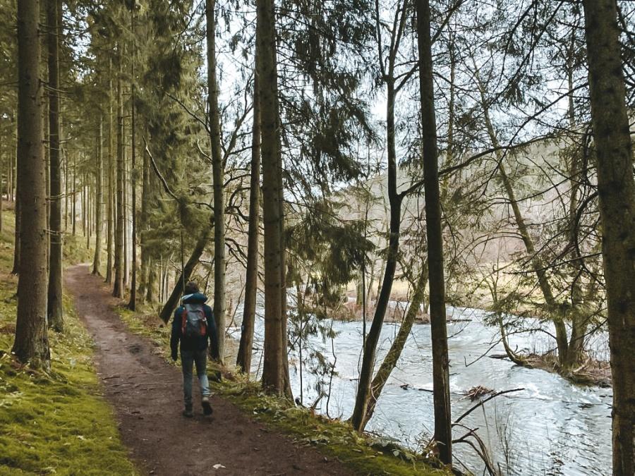 wandelen Malmedy