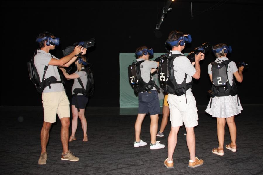 Virtual Reality spel