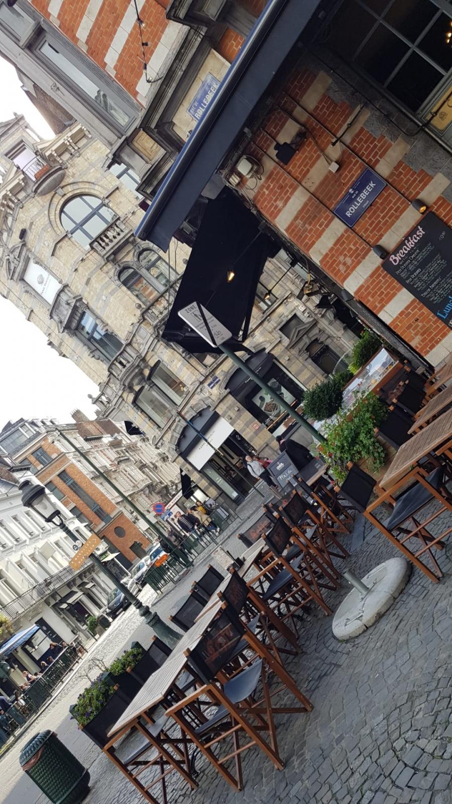 restaurant Brussel