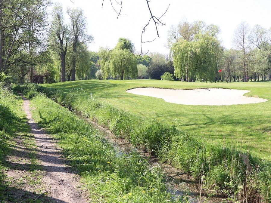 Golfterrein Oudenaarde