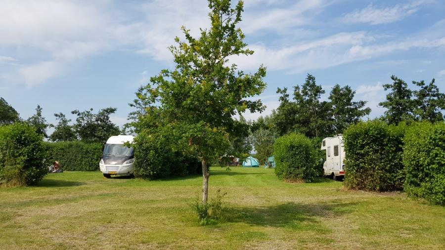 mini camping Nederland