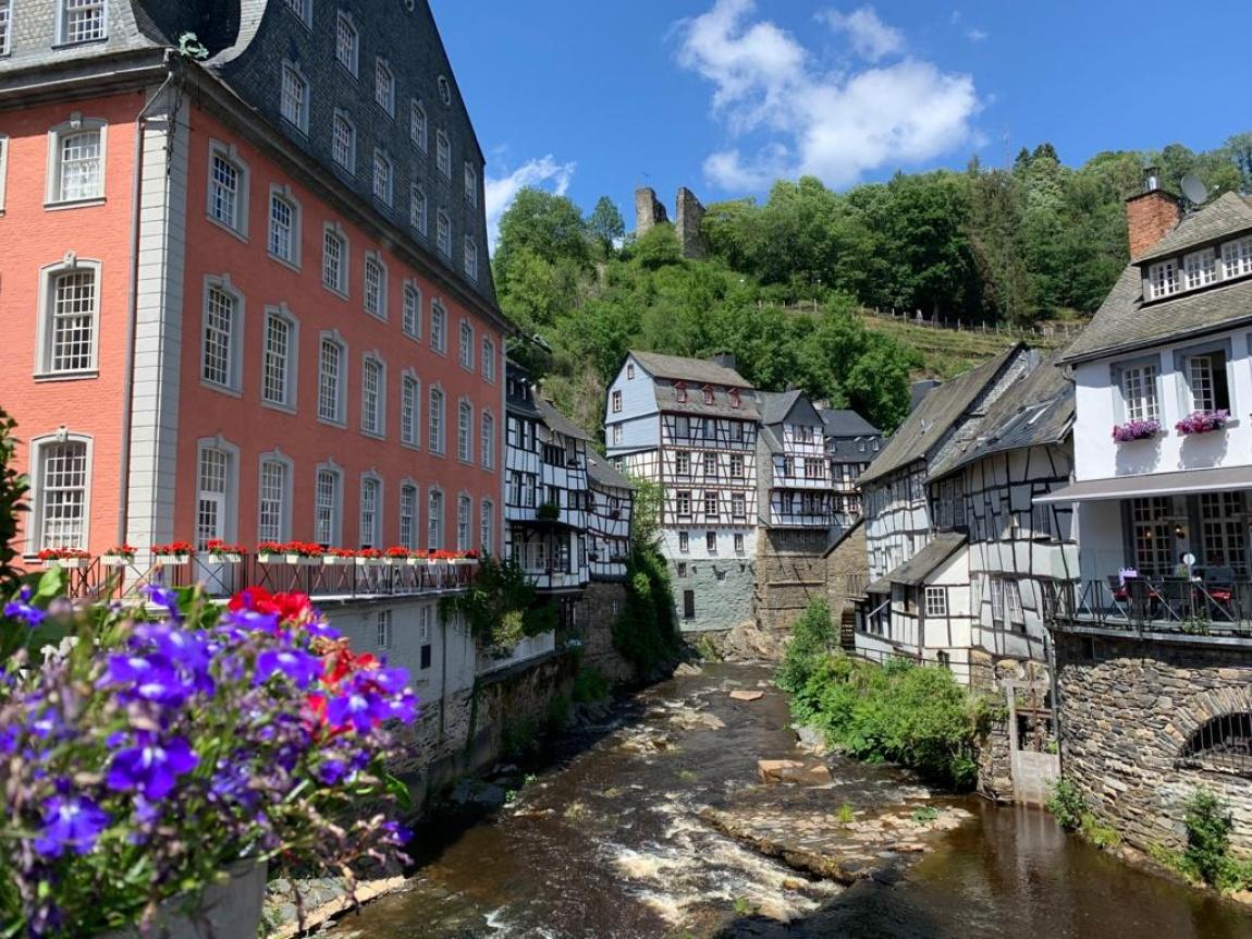 Monschau Ardennen