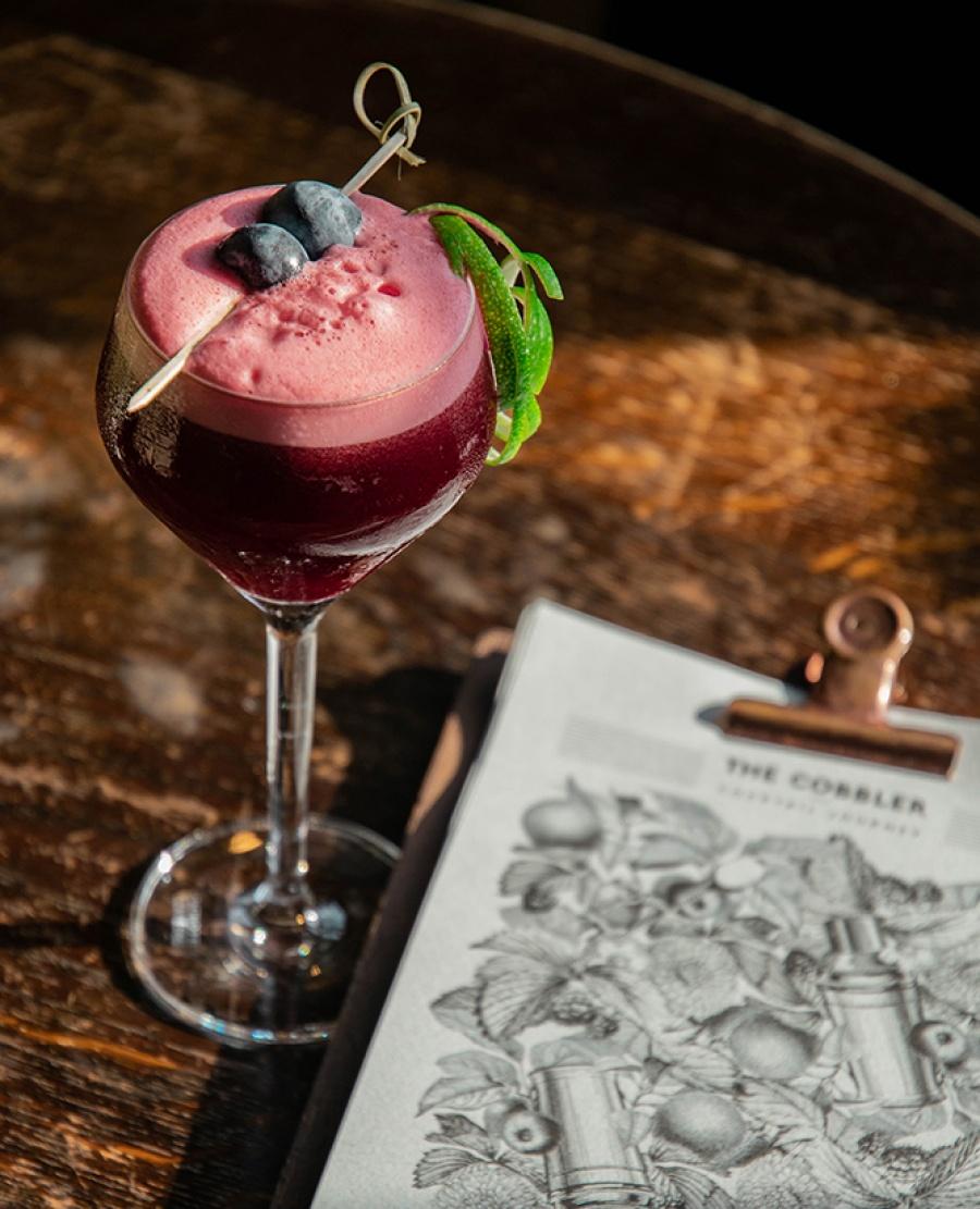 cocktails Cobbler