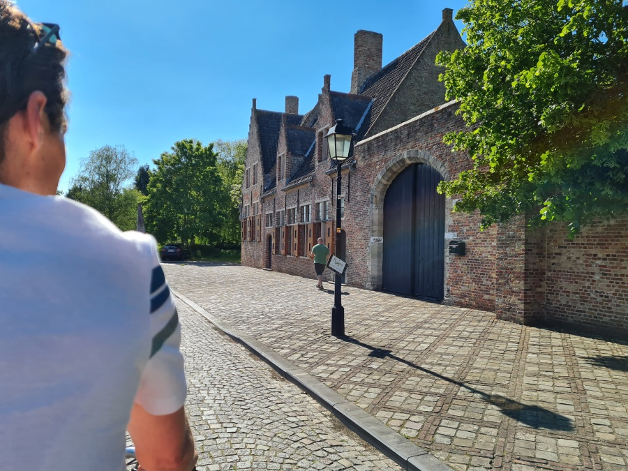 tandem huren Brugge