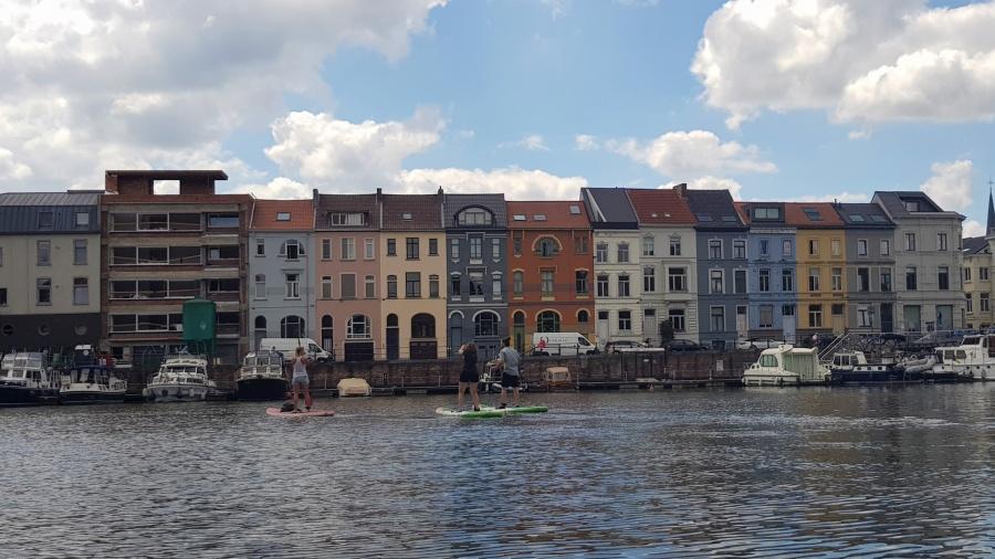 wateractiviteit Gent