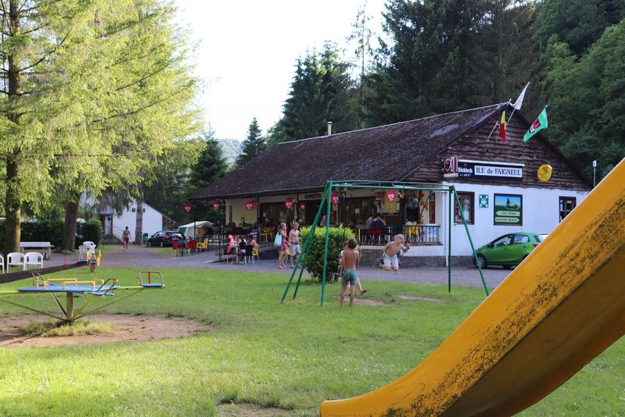 kamperen Ardennen