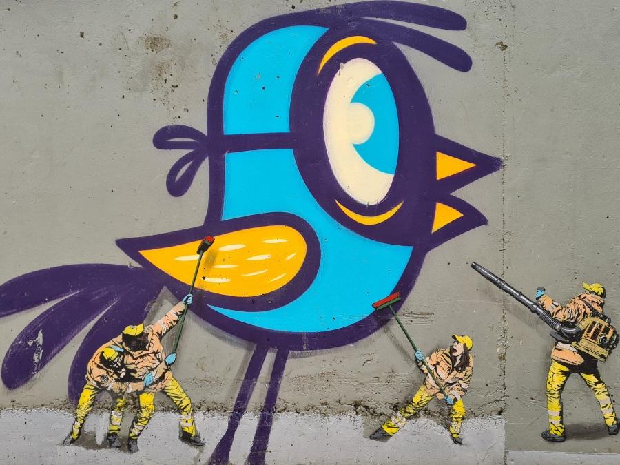 street art wandelroute